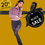 20% Rabatt auf alle Strümpfe, Socken, Leggings und vieles mehr bei HOSIERIA