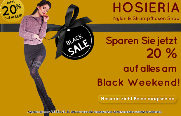 Hosieria Black Friday 2017