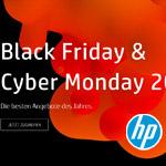 Black Friday & Cyber Monday bei HP – Spare jetzt bis zu 50% mit den besten Angeboten des Jahres