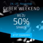 Cyber Weekend bei HP – Jetzt bis zu 50% sparen!