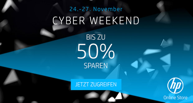 HP Cyber Weekend 2017