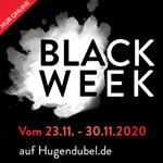 Black Week auf Hugendubel.de mit tollen Rabatten und unschlagbaren Angeboten