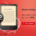 Sicher dir heute einen 30€ Gutschein für den neuen tolino vision 4 HD mit smartLight bei Hugendubel