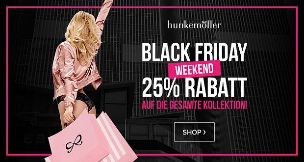 Hunkemöller Black Friday 2018
