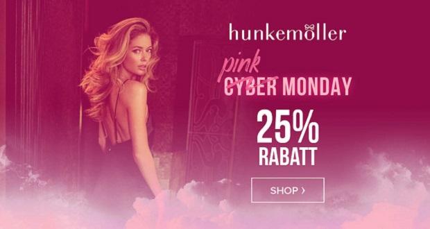 Hunkemöller Cyber Monday 2018