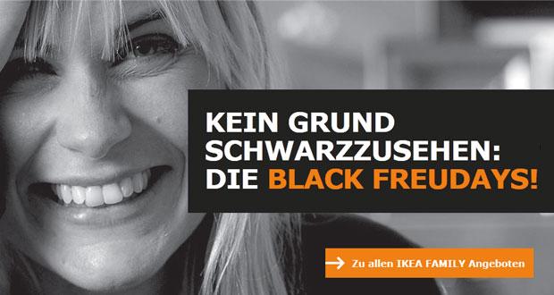 IKEA Black Freudays 2017