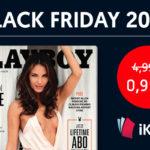 Sicher dir jetzt die ePaper Ausgabe des aktuellen Playboy für nur 99 Cent bei iKiosk