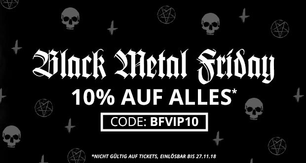 Impericon Black Metal Friday 2018