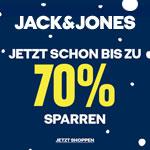 Warten auf den Blue Friday bei Jack & Jones mit bis zu 70% auf ausgewählte Styles