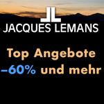 Black Friday bei Jacques Lemans – 60% Rabatt und mehr auf Uhren!