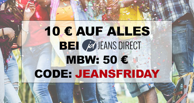 Jeans-Direct Black Friday 2018