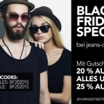 20% auf ALLES und 25% auf Sale bei Jeans-Direct – der Onlineshop für Markenjeans und Fashion.