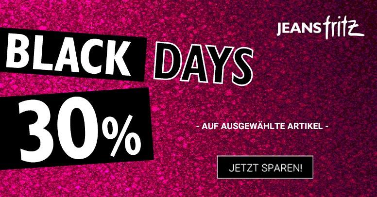 Jeans Fritz Black Friday 2020