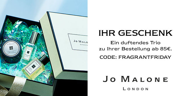Jo Malone Black Friday 2018