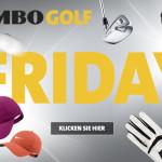 JumboGolf gibt bis zu 50% Rabatt auf Golf Zubehör