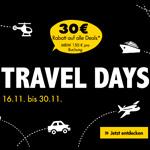 Jetzt günstig Urlaub buchen mit exklusiven Rabatten von Just Away