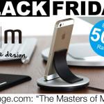 Nur heute: Designobjekte von Just Mobile mit bis zu 50% Rabatt beim Black Friday!