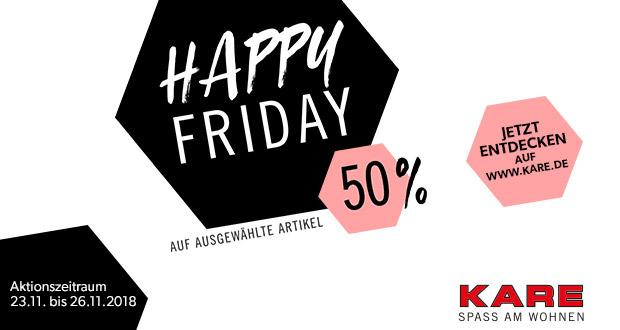 Kare Happy Friday 2018