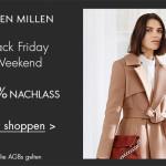 Black Friday Weekend bei Karen Millen: 25% Rabatt auf das gesamte Sortiment!
