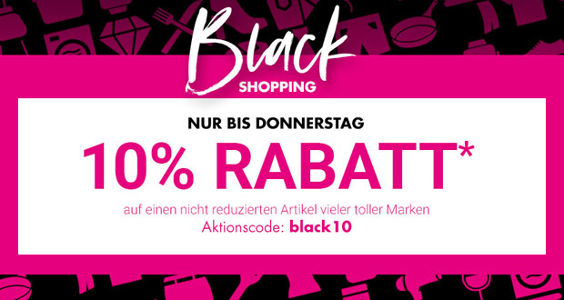black shopping bei karstadt mit unglaublichen angeboten im onlineshop und in den filialen. Black Bedroom Furniture Sets. Home Design Ideas