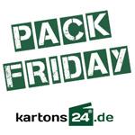 Nur heute: Kartons für alle Zwecke jetzt 5% günstiger auf kartons24.de