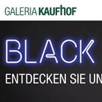 Entdecke jetzt die Black Deals bei Galeria Kaufhof