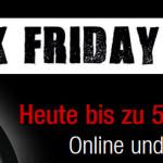 Galeria Kaufhof reduziert zum Black Friday ausgewählte Artikel um bis zu 50%