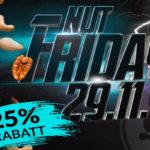 25% Rabatt auf frisch geröstete Nüsse, KERNe und Trockenfrüchte bei KERNenergie