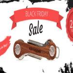 Sicher dir nur heute 20% Rabatt auf alle Produkte im Shop von Keykeepa!