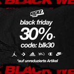 BLACKFRIDAY bei KICKZ – 30% auf alle* unreduzierten Artikel