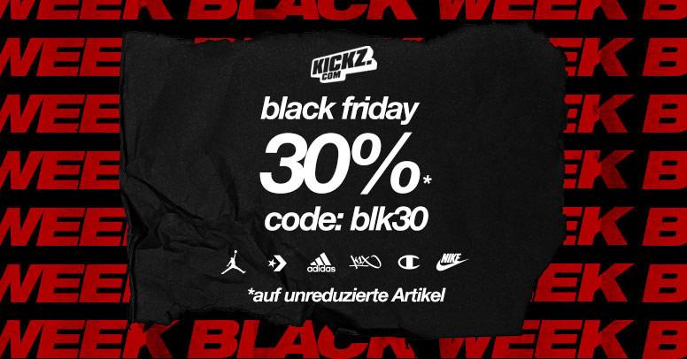 Kickz.com Black Friday 2020