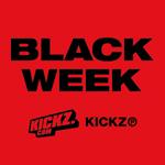 BLACKWEEK bei KICKZ – bis zu 60% auf Jordan, Champion, Nike und mehr!