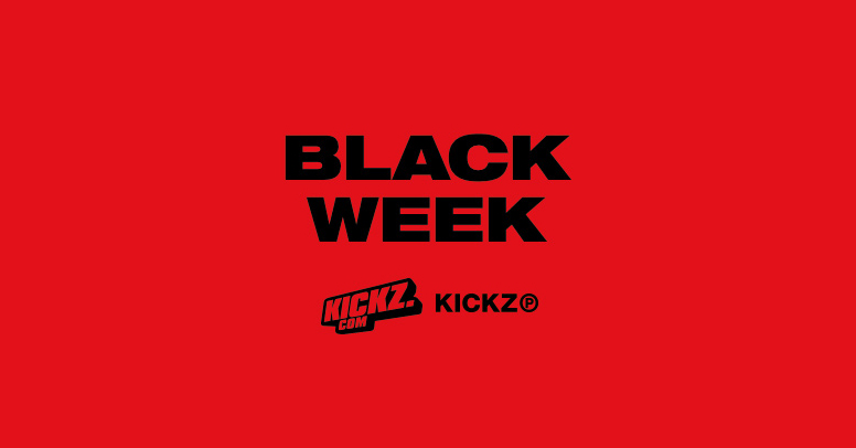 KICKZ.com Black Week 2019