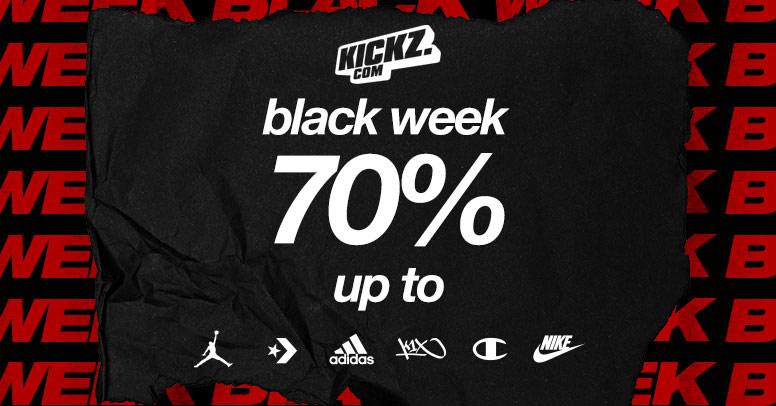 Kickz.com Black Week 2020