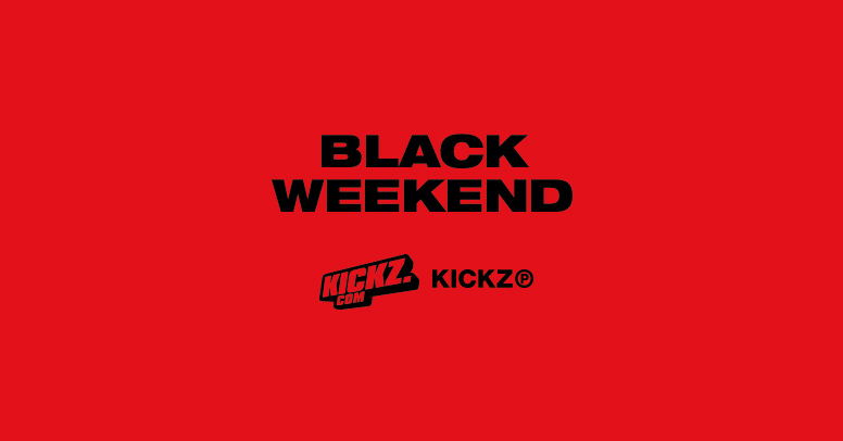 KICKZ.com Black Weekend 2019