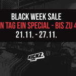 "KICKZ.com macht den Black Friday zur ""Black Week"""