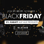 Die besten Black Friday Deals auf kidsroom.de – Spare 8% auf das gesamte Sortiment!