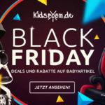 Sicher dir heute bis zu 38% Rabatt auf ausgewählte Produkte im Store von kidsroom.de