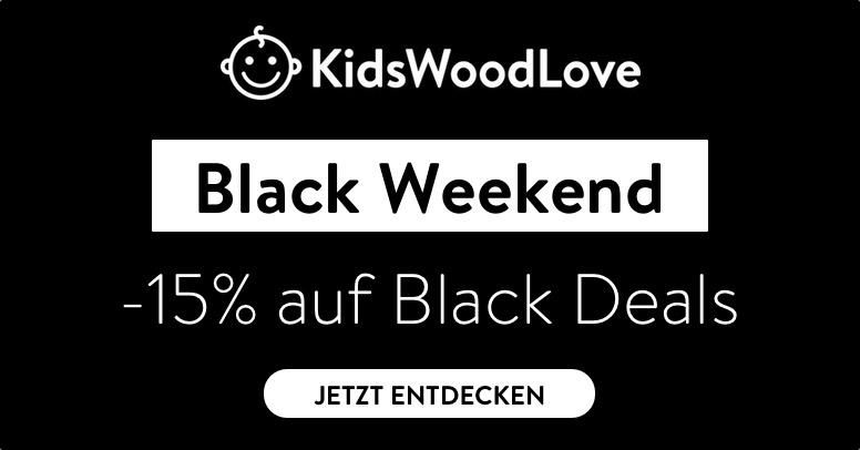 KidsWoodLove Black Friday 2019