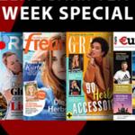 Sicher dir jetzt dein Black Week Special bei KioskNEWS!