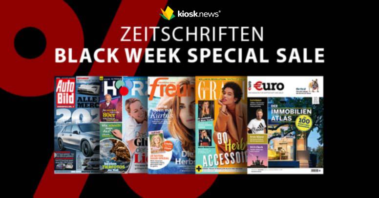 kiosknews Black Friday 2020
