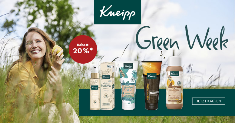 Kneipp Black Friday 2020