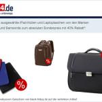 40% Rabatt auf hochwertige Produkte von Porsche Design und Samsonite bei Koffer24