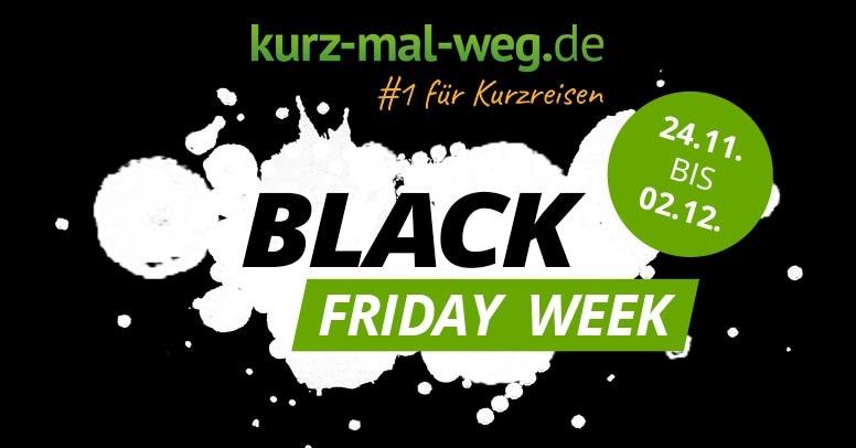 Kurz-mal-weg.de Black Friday 2019