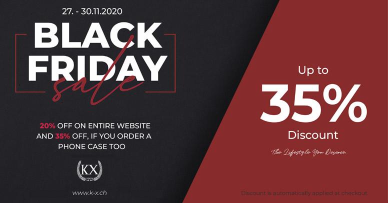 KX Black Friday 2020