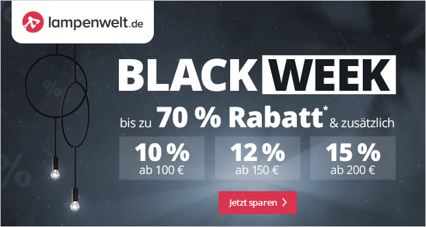 Lampenwelt Black Friday 2018