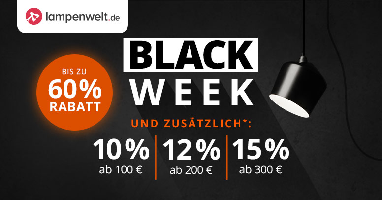 lampenwelt.de Black Friday 2019