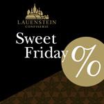 Lauenstein Confiserie zelebriert den Sweet Friday und Chocolate Monday mit süßen Angeboten