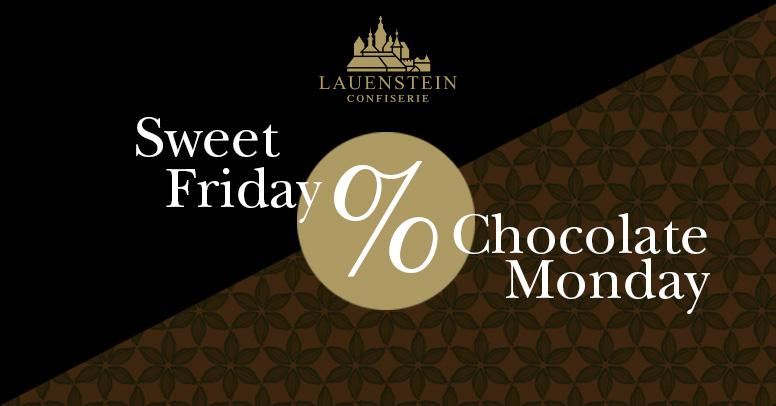 Lauenstein Confiserie Black Friday 2020