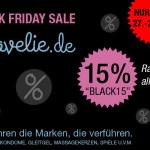 Lass dich verführen – Lavelie gewährt 15% Rabatt auf Deinen gesamten Warenkorb!